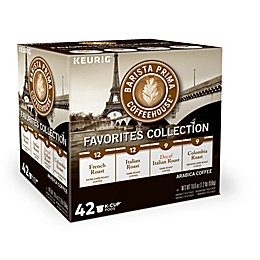 Barista Prima Coffeehouse® Variety Pack Coffee Keurig® K-Cup® Pods 42-Count