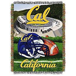 University of California Berkeley Tapestry Throw Blanket