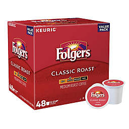 Folgers® Classic Roast Coffee Keurig® K-Cup® Pods 48-Count