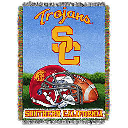 University of Southern California Tapestry Throw Blanket