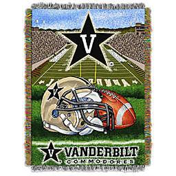 Vanderbilt University Tapestry Throw Blanket