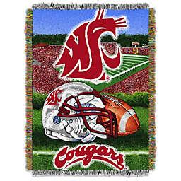 Washington State University Tapestry Throw Blanket