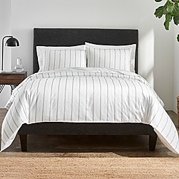 Under The Canopy® Striped 3-Piece Organic Cotton Comforter Set