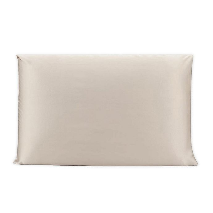 Alternate image 1 for NIGHT™ TriSilk™ Pillowcase