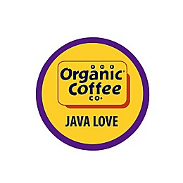 36-Count OneCup™ Organic Coffee Company Java Love for Single Serve Coffee Makers