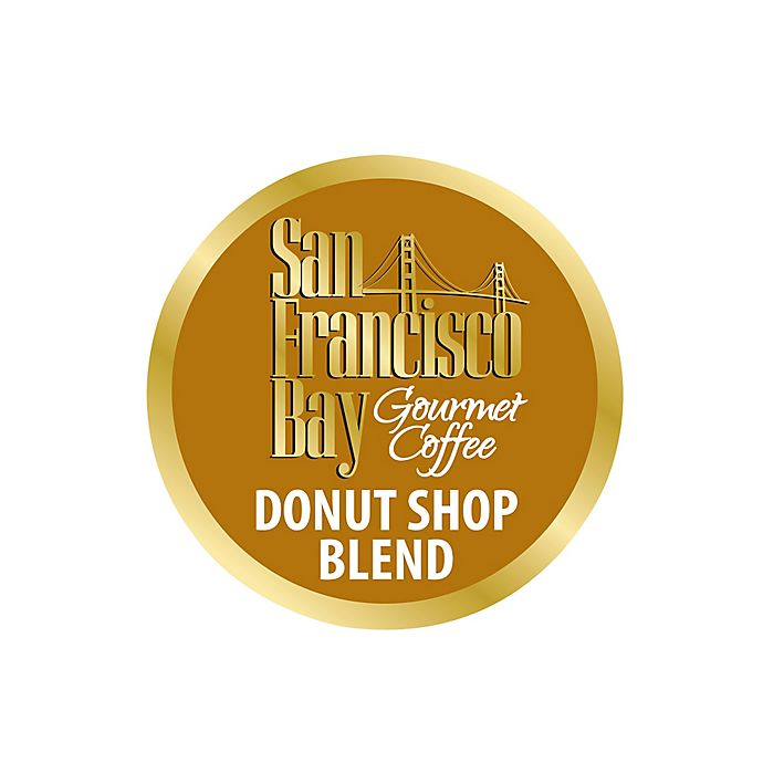Alternate image 1 for 36-Count OneCup™ San Francisco Bay Donut Shop Coffee for Single Serve Coffee Makers
