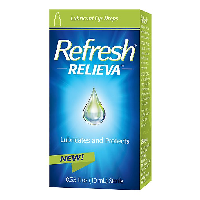 Alternate image 1 for Refresh® 0.33 fl. oz. Repair Lubricant Eye Drops