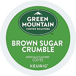 Keurig® K-Cup® Pack 18-Count Green Mountain Coffee® Brown Sugar Crumble Donut Coffee