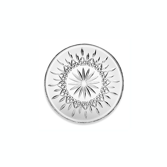 Alternate image 1 for Waterford® Lismore Crystal 12-Inch Cake Plate