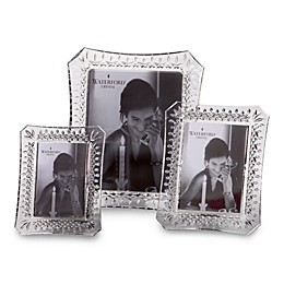Waterford® Lismore Crystal 8-Inch x 10-Inch Frame