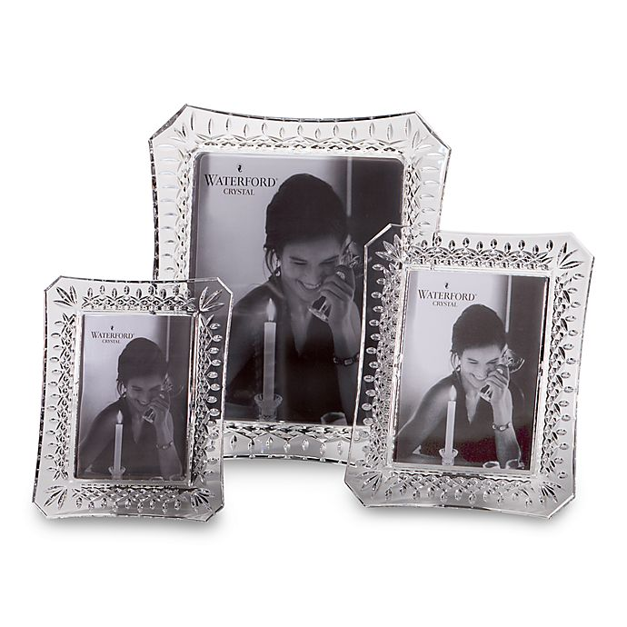 Alternate image 1 for Waterford® Lismore Picture Frame
