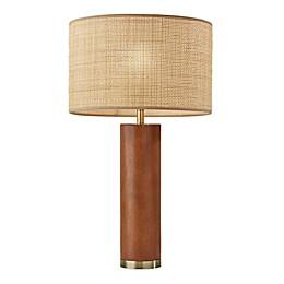 Adesso® Napa Walnut Table Lamp in Walnut