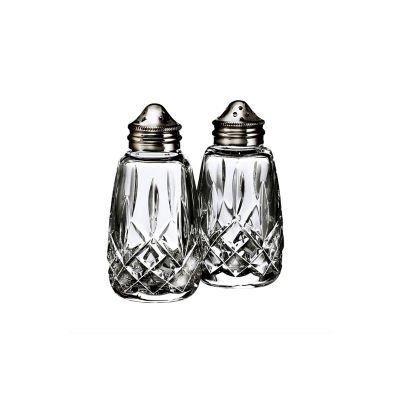 Waterford 174 Lismore Salt And Pepper Shakers Bed Bath Amp Beyond