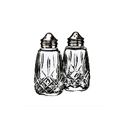 Waterford® Lismore Salt and Pepper Shakers