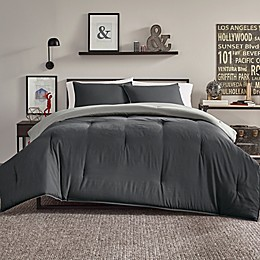 Nautica® Solid Reversible Microfiber Bedding Collection