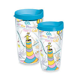 Tervis® Dr. Seuss Oh! The Places You'll Go Wrap Tumbler with Lid