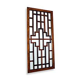 Wayborn Onfai Mirror in Brown