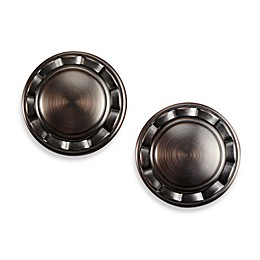 Cambria® Elite Complete Drapery Spindle in Oil Rubbed Bronze (Set of 2)