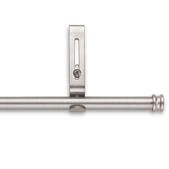 Alternate image 1 for Cambria® Classic Complete® Decorative Window Hardware in Brushed Nickel