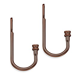 Cambria® Classic Complete® Drapery Holdbacks in Oil Rubbed Bronze (Set of 2)