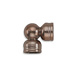 Cambria® Classic Complete® Corner Connector in Oil Rubbed Bronze