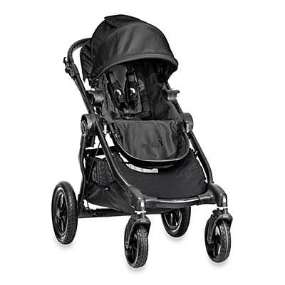Baby Jogger® City Select® Black Frame Single Stroller in Black