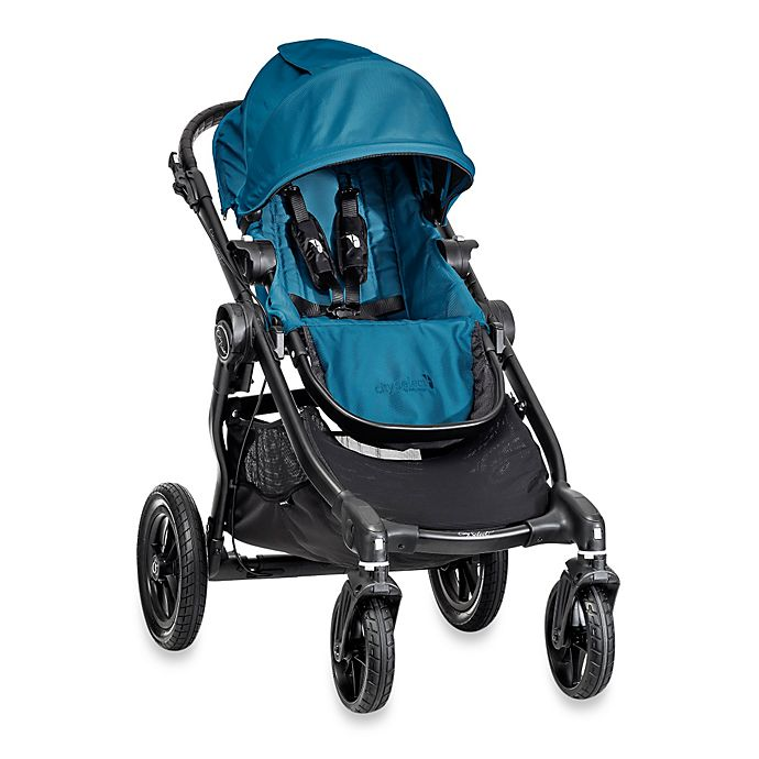 Baby Jogger® City Select® Single Stroller in Teal | buybuy ...