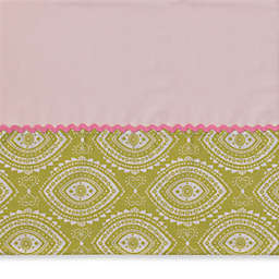 Lolli Living® by Living Textiles Baby Mix & Match Poppy Seed Crib Skirt