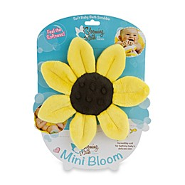 Blooming Bath™ Mini-Bloom Scrubbie in Canary Yellow