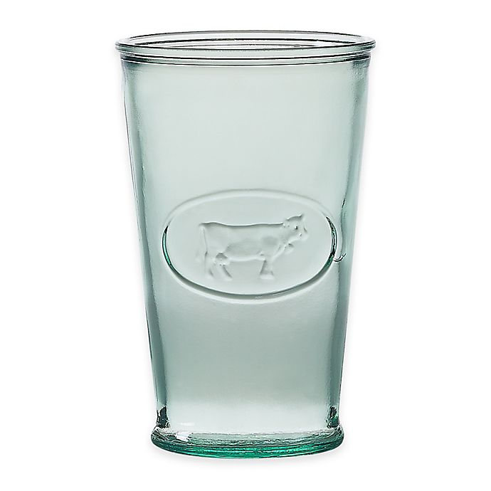 Alternate image 1 for Global Amici 11-Ounce Milk Glass