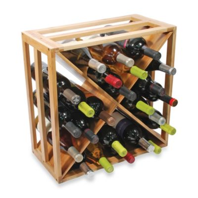 Crisscross Wine Rack Bed Bath Amp Beyond