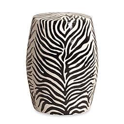 Emissary Zebra Stool/Table