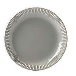 Lenox® Profile Accent Plates in Grey (Set of 4)