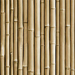 RoomMates® Bamboo Peel & Stick Wallpaper in Brown