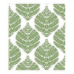 RoomMates® Hygge Fern Damask Peel & Stick Wallpaper in Green