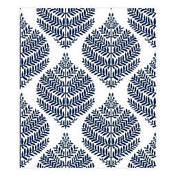 RoomMates® Hygge Fern Damask Peel & Stick Wallpaper in Blue