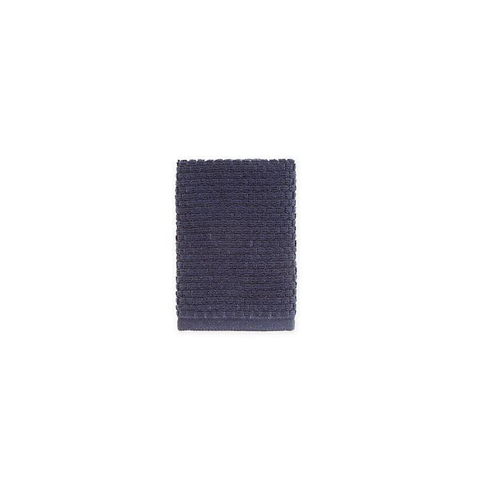 Alternate image 1 for SALT™ Quick Dry Washcloth in Blue