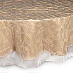 Crystal Clear 70-Inch x 120-Inch Oblong Tablecloth Protector
