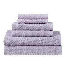 SALT™ Quick Dry 6-Piece Towel Set in Iris