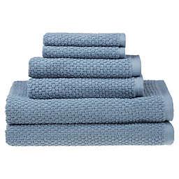 SALT® Quick Dry 6-Piece Towel Set in Mineral