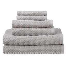 SALT® Quick Dry 6-Piece Towel Set in Alloy