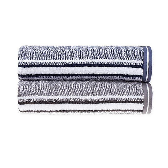 Alternate image 1 for Wamsutta® Intero Bath Towel Collection