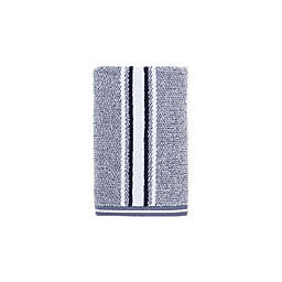 Wamsutta® Intero Hand Towel in Navy