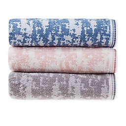 Wamsutta® Collective Marble Bath Towel Collection