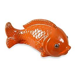 Emissary Swimming Fish Sculpture