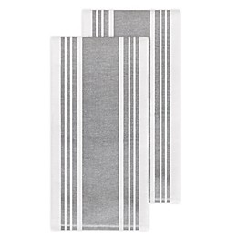 All-Clad Striped Kitchen Towels (Set of 2)