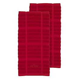 All-Clad Solid Kitchen Towels (Set of 2)