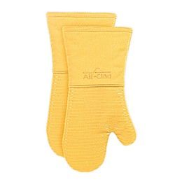 All-Clad Silicone Oven Mitts (Set of 2)