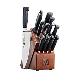 Zwilling® J.A. Henckels Four Star 12-Piece Knife Block Set