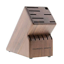 Bob Kramer by Zwilling® J.A. Henckels 14-Slot Knife Block In Walnut